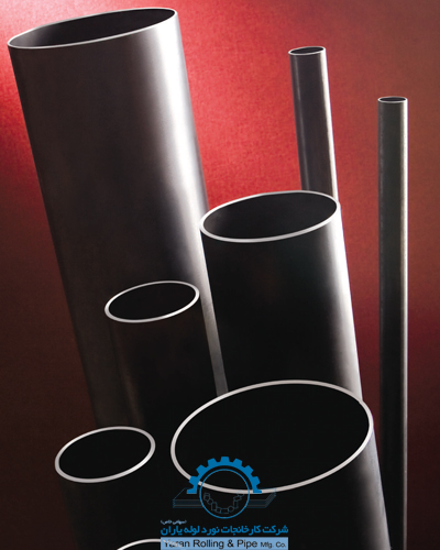 لوله های فولادی گاز شبکه